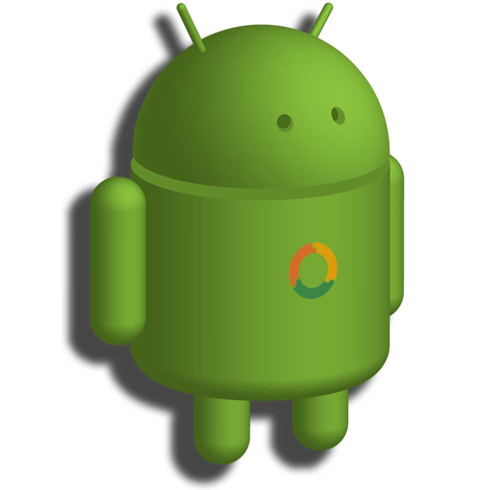 Android Graphic with Cipher Solutions Favicon