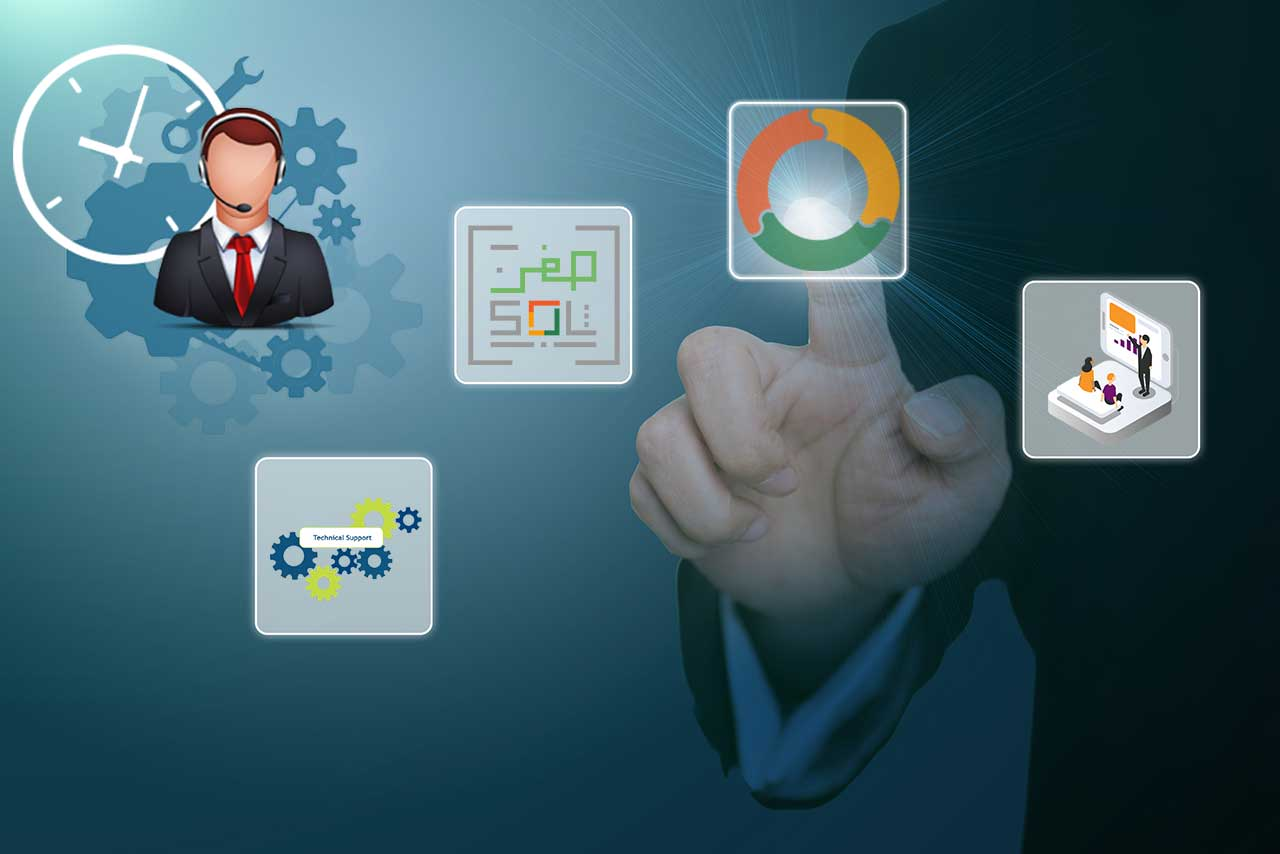 Managed IT Services Graphic