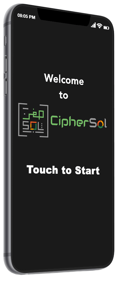 Picture Showing Cipher Solutions Mobile Ready Software Solutions App
